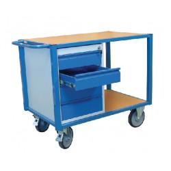Servante mobile bloc tiroirs