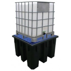 Bacs de rétention Polyéthylène